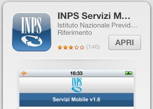 L'app per smartphone dell'Inps? Ecco come funziona!