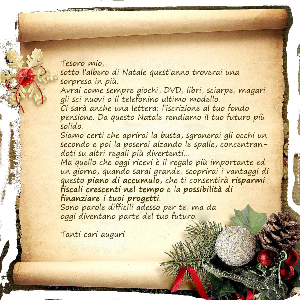 Top lettera di natale5 | Previsionari CX21